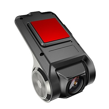 billige Bil-DVR-X28 1080p Full HD / Oppstart automatisk opptak Bil DVR 170 grader Bred vinkel Ingen Screen (output av APP) Dash Cam med WIFI / Night Vision / G-Sensor Bilopptaker