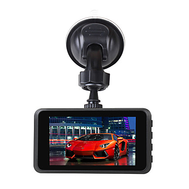 cheap Car DVR-ZIQIAO R801 HD Mini Camera 3 Screen Full HD 1080P 170 Degree Wide Angle Car DVR Vehicle Deceleration Cam G-Sensor Night Vision Wireless WIFI Driving Recorder