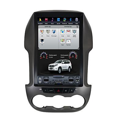 Недорогие Автомобиль Электроника-ZWNAV FORD Range F250 12.1 дюймовый 2 Din Android 7.1 В-Dash DVD-плеер / Автомобильный GPS-навигатор Встроенный Bluetooth / Контроль на руле / WiFi для Ford VGA / MicroUSB Поддержка MP4 JPEG