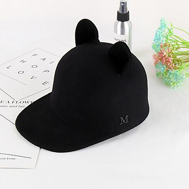 Yün Şapkalar / Başlık ile Süsler 1 Parça Düğün / Günlük Giyim Başlık