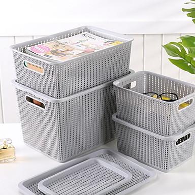Depolama / Saklama Kutusu Plastik Sıradan Aksesuar 1 Saklama Kutusu Ev Saklama Poşetleri