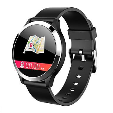 halpa Älykellot-b65 ecgppg smart watch 1.22 tuuman ips verenpaine syke ip67 vedenpitävä reaaliaikainen viestimuistutus smartwatch-ranneke