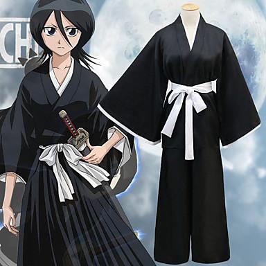 Esinlenen Dead Çerez Anime Anime Cosplay Kostümleri Japonca Cosplay Takımları Palto / Pantalonlar Uyumluluk Erkek / Kadın's
