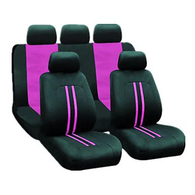 voordelige Auto-interieur accessoires-9 stks / set universele autostoel cover vier seizoenen volledige bekleding beschermer decoratie