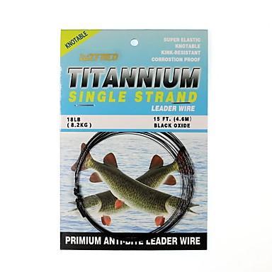 ราคาถูก เอ็นตกปลา-สายFly สายเบ็ด 10M / 11 หลา 100lb 75LB 65LB 0.2-0.7 mm ตกปลาทะเล Fly Fishing
