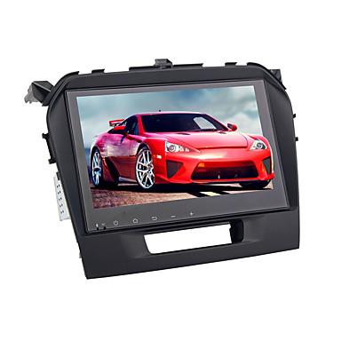 voordelige Automatisch Electronica-9 inch Android 8.0 Auto GPS Navigator Touchscreen 1 DIN Auto Dvd-speler 4 GB 32 GB Voor Suzuki Vitara 2016