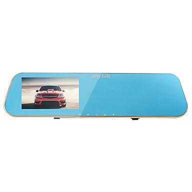 abordables DVR de Voiture-N8 720p / 1080p HD DVR de voiture 140 Degrés Grand angle 4.3 pouce Dash Cam avec G-Sensor / Détection de Mouvement / Enregistrement en Boucle 4 LED infrarouge Enregistreur de voiture