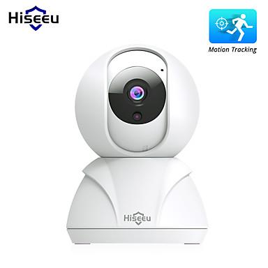 Hiseeu 1080p домашней безопасности IP-камера беспроводная смарт-камера Wi-Fi аудио запись радионяня HD мини камеры видеонаблюдения модели FH3C (1080 P)