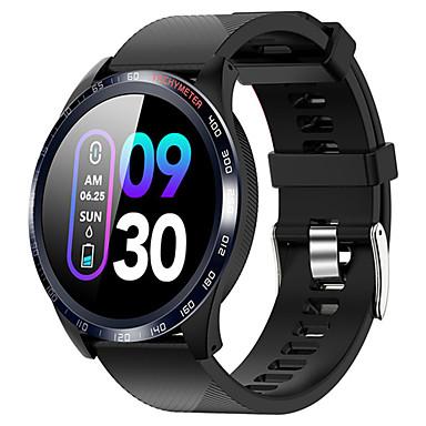 baratos Relógios Homem-Relógio inteligente Digital Estilo Moderno Esportivo Silicone 30 m Impermeável Monitor de Batimento Cardíaco Bluetooth Digital Casual Ao ar Livre - Preto Verde Azul