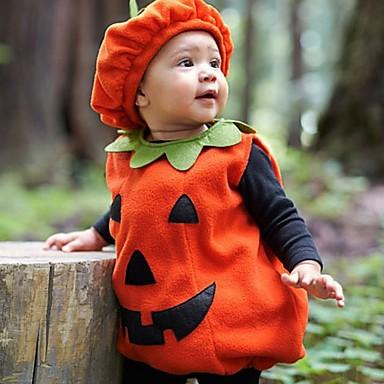 economico Completi per ragazzi-Bambino (1-4 anni) Da ragazzo Essenziale Con stampe Senza maniche Completo Arancione
