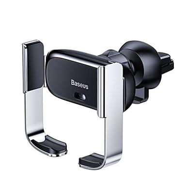 voordelige Auto-interieur accessoires-baseus elektrische autotelefoonhouder ventilatiehouder intelligente sensorstandaard voor mobiele telefoon