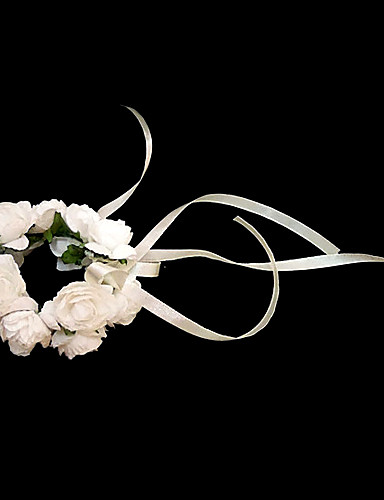 billige Bryllup- & Eventsalg-Bryllupsblomster Buketter Håndledscorsage Andre Bryllup Fest / aften Materiale Papir 0-20cm