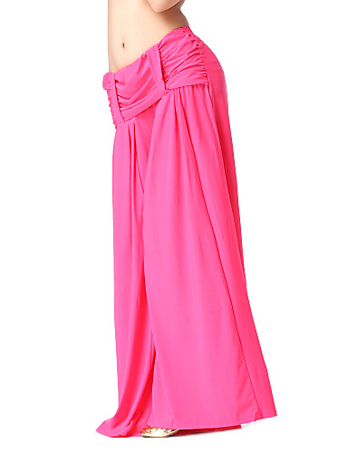 Charming Dancewear Crystal Cotton Belly Dance Pant For Ladies More Colors
