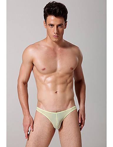 voordelige Herenondergoed & Zwemkleding-Effen - Super Sexy Slip Heren 1 Stuk