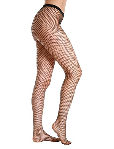 Women's Thin Sexy Pantyhose - Solid Colored