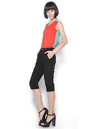 Pentru femei Tricou Șic Stradă - Bloc Culoare