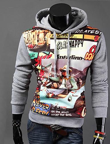 hele wedstrijd toevallige hoodie thermische trui