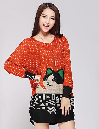 één Xuan fashion hele wedstrijd gebreide overhemd