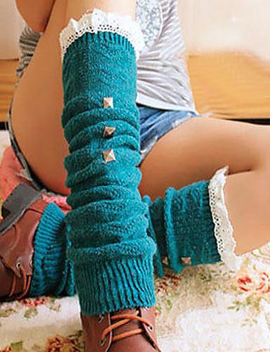 Kadın Sıcak Tutan Pamuklu Kadın Külotlu Çoraplar