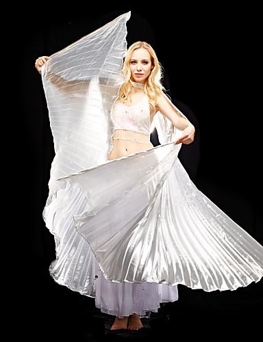 billige Bryllup- & Eventsalg-Dansetilbehør Scenerekvisitter Dame Ytelse Polyester / Magedans