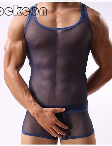 Man - Onderhemd ( Gaas/Nylon )