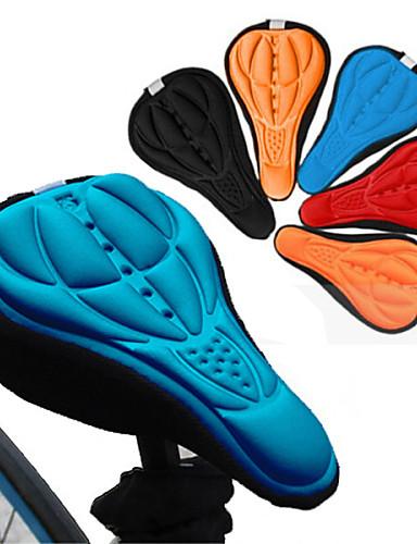 billige Setestolper og sadler-Overtrekk til sykkelsete / Hynner Komfort Hynner Polstret Silikon silica Gel Sykling Vei Sykkel Fjellsykkel Oransje Rød Blå