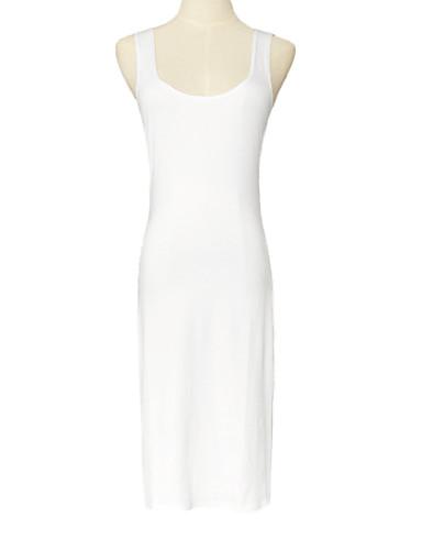 Femme Chic & Moderne Moulante Robe - Style moderne, Couleur Pleine Mi-long