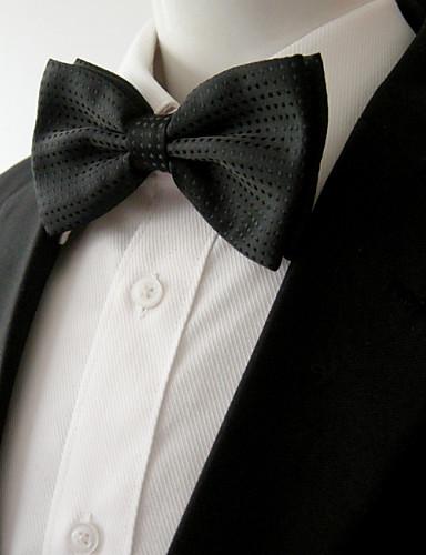 menns fest arbeid rayon bue slips solid, bue lagdelt grunnleggende