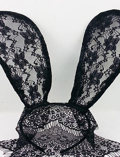 billige Hatte & Imponeringer-Krystall / Blonde / Tøy Tiaras / pannebånd / fascinators med 1 Bryllup / Spesiell Leilighet / Fest / aften Hodeplagg / masker