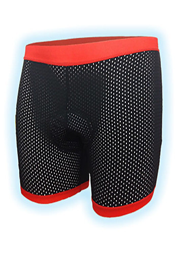 cheap Cycling Clothing-GETMOVING Men's Women's Cycling Under Shorts Bike Jersey Underwear Shorts Padded Shorts / Chamois Breathable Quick Dry Anatomic Design Sports Spandex Bamboo-carbon Fiber Mesh Winter Black Road Bike