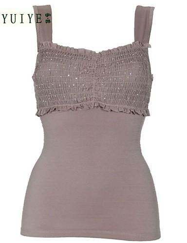YUIYE® Summer Shapewear  Boneless Body Shaper Abdomen Drawing Push-Ups Breast Slimming Bodycare Vest