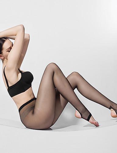 BONAS® Helfarve Tynd Legging-9316X