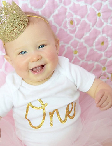 Mädchen Jungen Haarzubehör Ganzjährig Baumwolle Elasthan Roma Strickmuster Stirnbänder-Gold