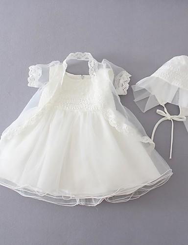 94727679fcf Μωρό Φόρεμα Καθημερινά Επίσημα Πολυεστέρας Μονόχρωμο Όλες οι εποχές ...