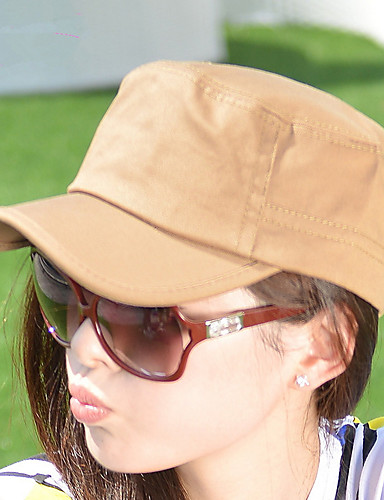 Damen Baseball Kappe - Niedlich Party Freizeit Leinwand Frühling Sommer Herbst Winter Ganzjährig