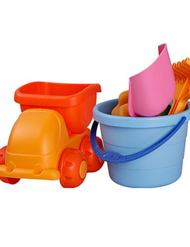 voordelige Speelgoedgereedschap-Speelgoedauto's Strand Speelgoed Doen alsof-spelletjes Unisex Automatisch Noviteit Kinderen
