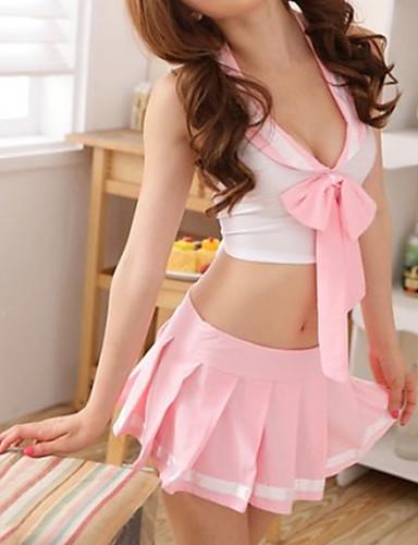مثير بدلات ملابس موحدة و صيني مثير جداً ملابس نوم للمرأة بلوك ألوان