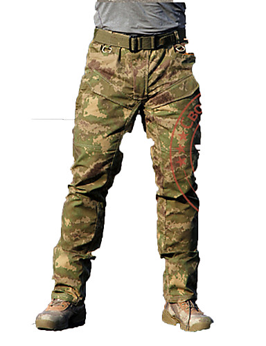 ba5c2efd4c824 Men's Outdoor Waterproof Breathable Wearable Pants / Trousers Spring Fall  Winter Hunting, Leisure Sports