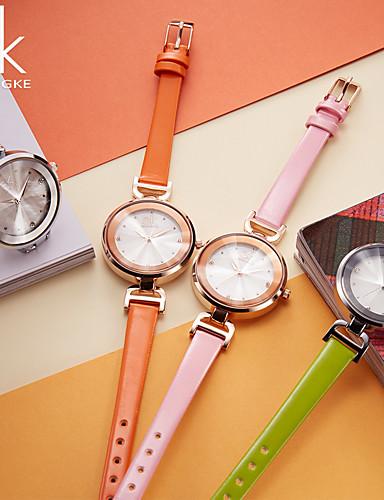 SK Dámské Maketa Diamant Hodiny Náramkové hodinky Hodinky na krk Hodinky k šatům Módní hodinky japonština Křemenný Voděodolné Odolný vůči