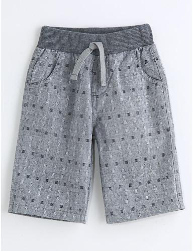 Chlapecké Bavlna Pepito Léto Kalhoty