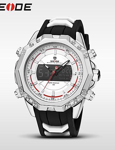 WEIDE Pánské Digitální hodinky Hodinky k šatům Módní hodinky Sportovní hodinky japonština Křemenný Digitální Alarm Kalendář Voděodolné