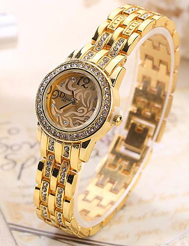 Mulheres Único Criativo relógio Relógio de Pulso Relógio de Moda Relógio Casual Quartzo Venda imperdível Lega Banda Amuleto Luxo Criativo