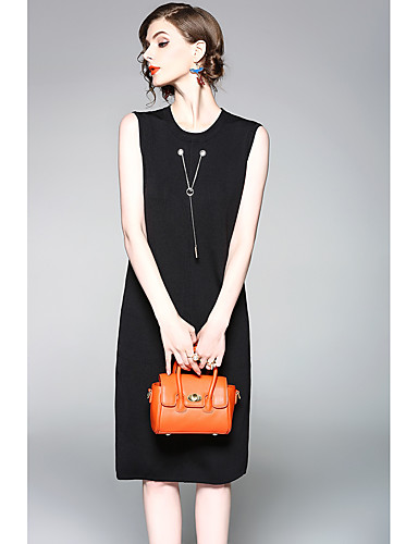 Women's Going out Daily Sophisticated Sheath Dress