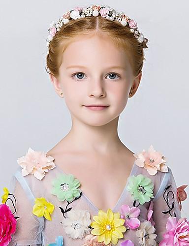 Girls Hair Accessories,All Seasons Alloy Rainbow