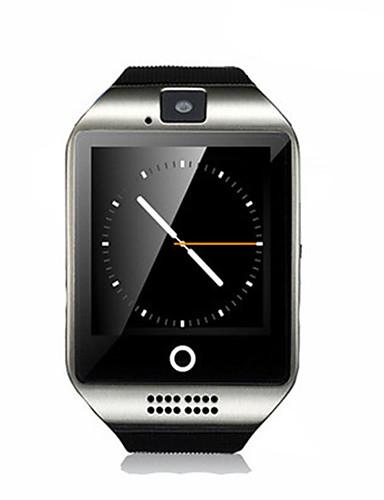 Men's Smart Watch Fashion Watch Digital Water Resistant / Water Proof Rubber Band Black