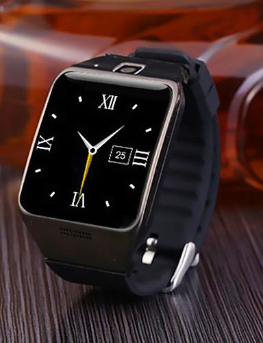 Herre Quartz Digital Digital Watch Armbåndsur Smartklokke Militærklokke Sportsklokke Kalender Kronograf Glide Regel LED Pedometere