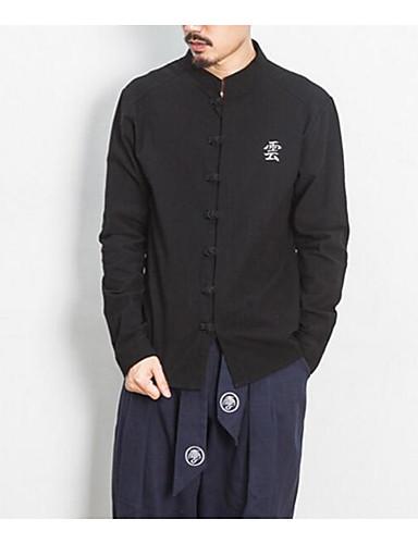 Men's Daily Work Casual Shirt