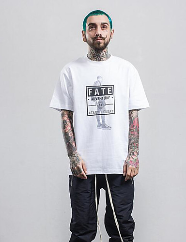 Men's Daily Casual Summer T-shirt