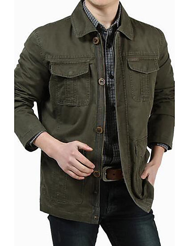 Men's Daily Casual Spring Denim Jacket