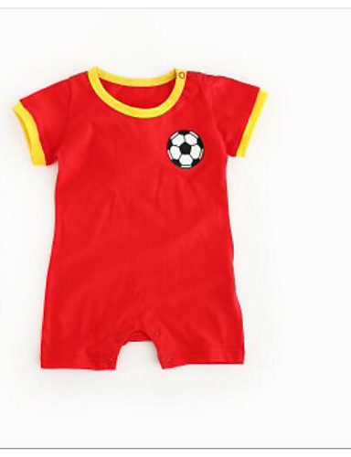 Baby Einzelteil Andere Baumwolle Sommer Blau Grün Rote Gelb Leicht Blau